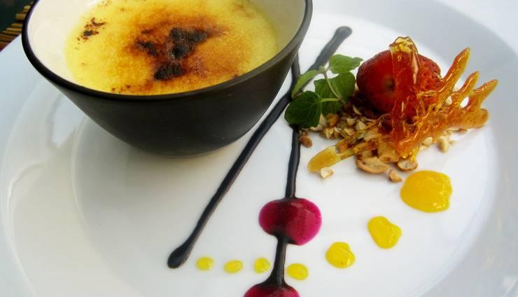 Casa Padma Suites Legian - Menu di Restaurant