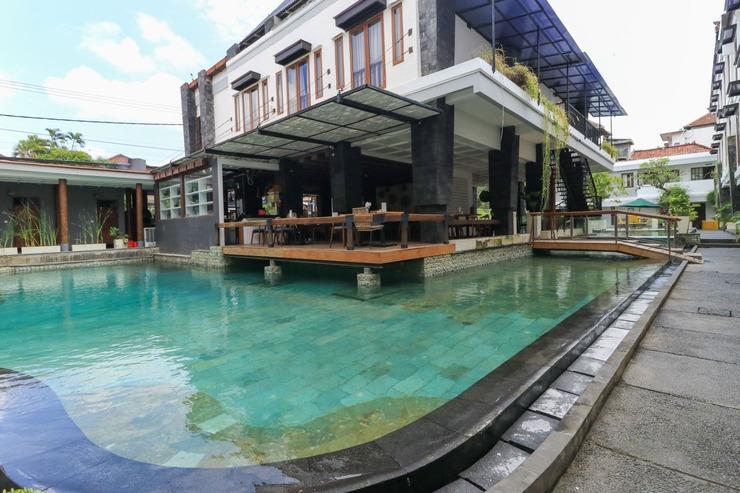 Casa Padma Suites Legian - hotel