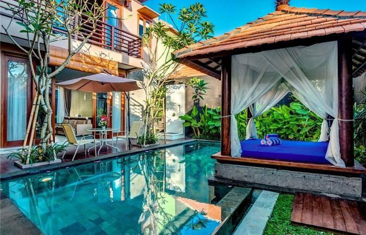 Omah Mutiara Bali - Kolam Renang