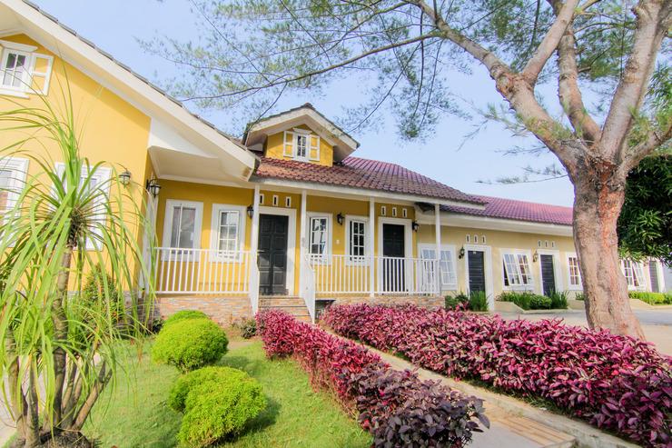 Trans Bandara Residence - Hotel Transit Kualanamu Deli Serdang - Exterior