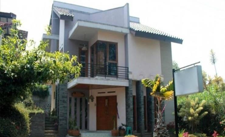 Villa Tandera Istana Bunga Lembang Bandung - Eksterior