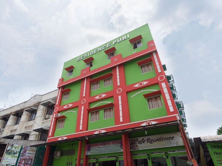 Residence Puri Hotel Medan - Facade