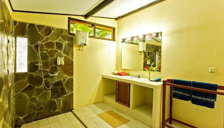 Murex Dive Resorts Manado Manado - Bathroom