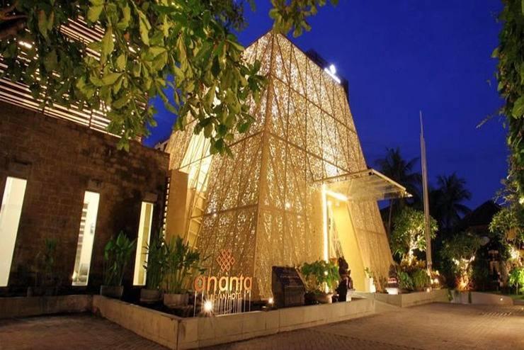 Ananta Legian Hotel Bali - Eksterior