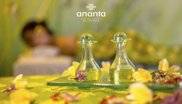 Ananta Legian Hotel Bali - Spa Treatment