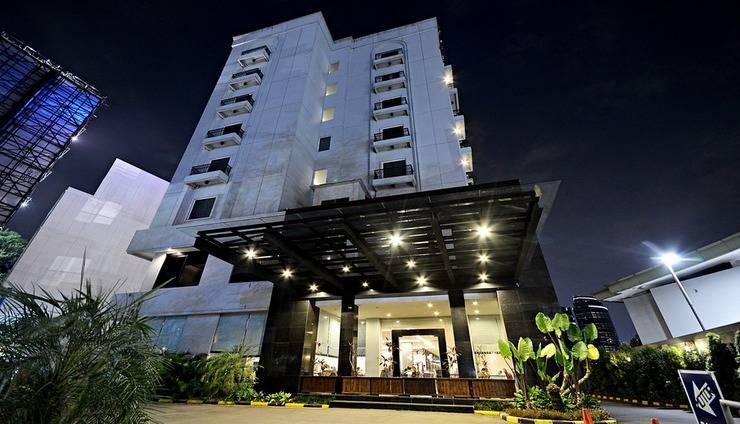 ZEN Premium Mampang Tendean Jakarta - Penampakan Gedung