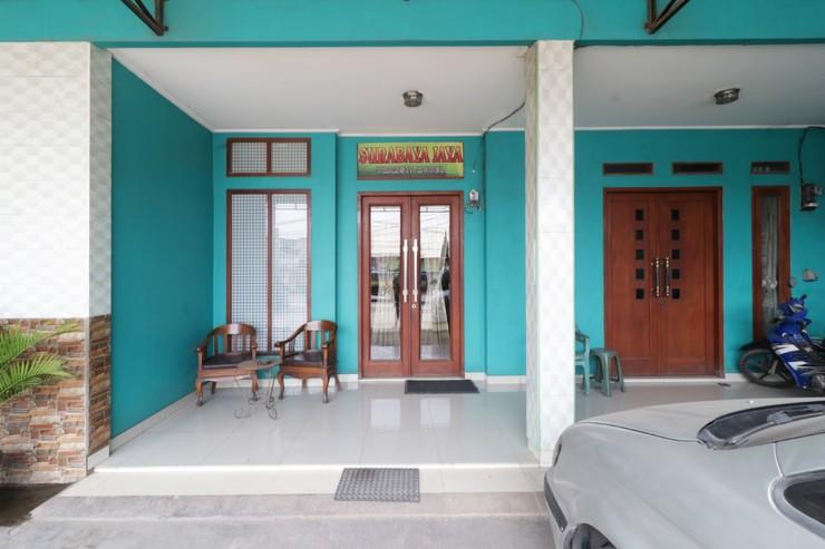 Hotel Surabaya Jaya Bandara Soetta Tangerang - Exterior