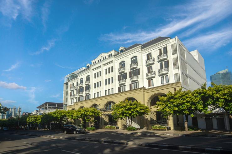 Hotel Des Indes Menteng Jakarta - Facade
