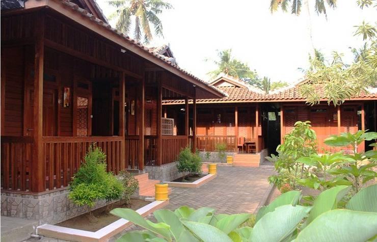 Rumah Pondok Mertua Banyuwangi - Exterior
