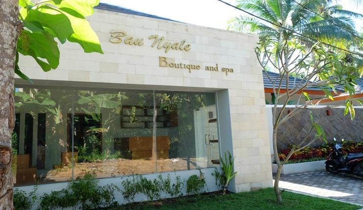 Villa Bau Nyale Lombok - Exterior
