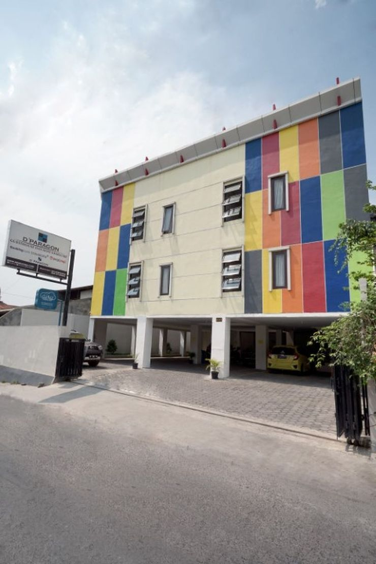 D'Paragon MT Haryono Semarang - exterior