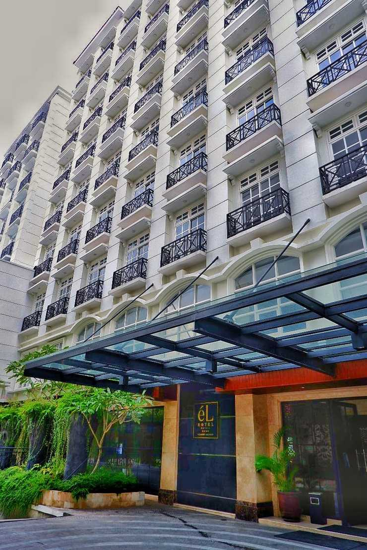 eL Hotel Royale Yogyakarta Malioboro Yogyakarta - Exterior Building