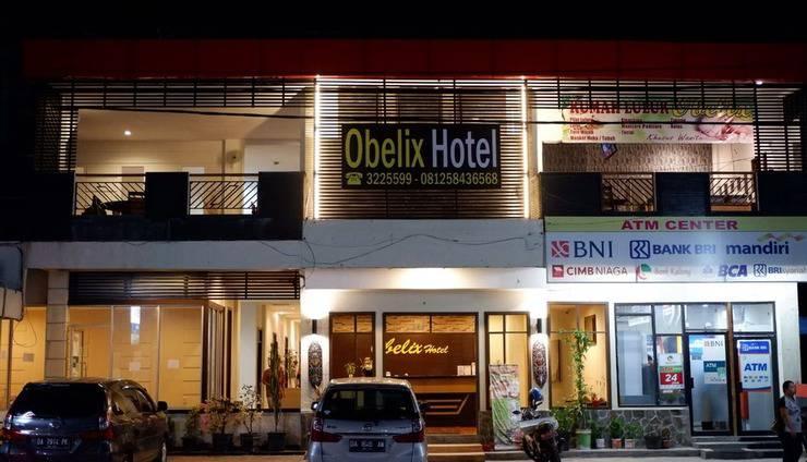 Obelix Hotel Syariah Palangkaraya - Exterior