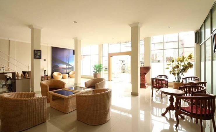 NIDA Rooms Mistar Cokrokusumo Banjarbaru - Lobi