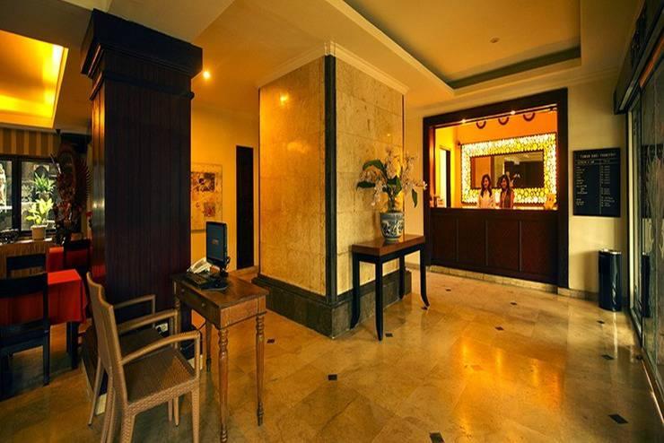Taman Suci Hotel Bali - Pusat Bisnis