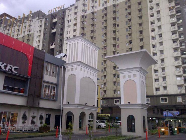 Apartemen Gateway Cicadas Bandung - Facade