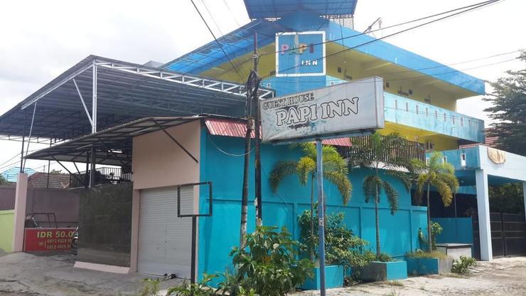 Guest House Papi Inn Palangka Raya - Facade