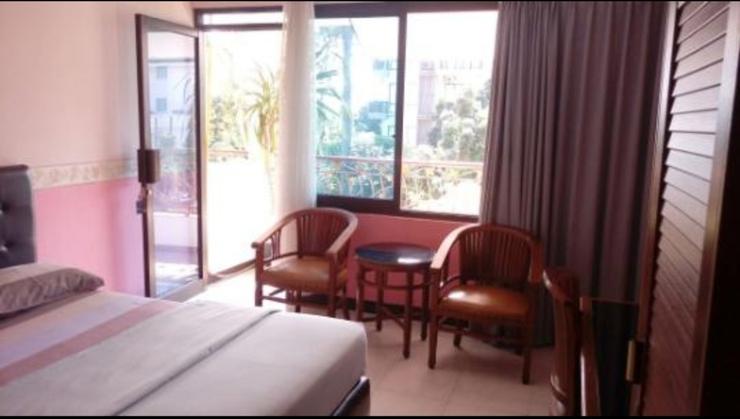 Wisma Pakuan Syariah Hotel Bogor - Deluxe Double Room