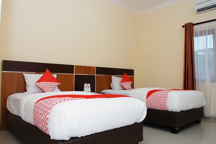 OYO 191 Edotel Palembang - Bedroom