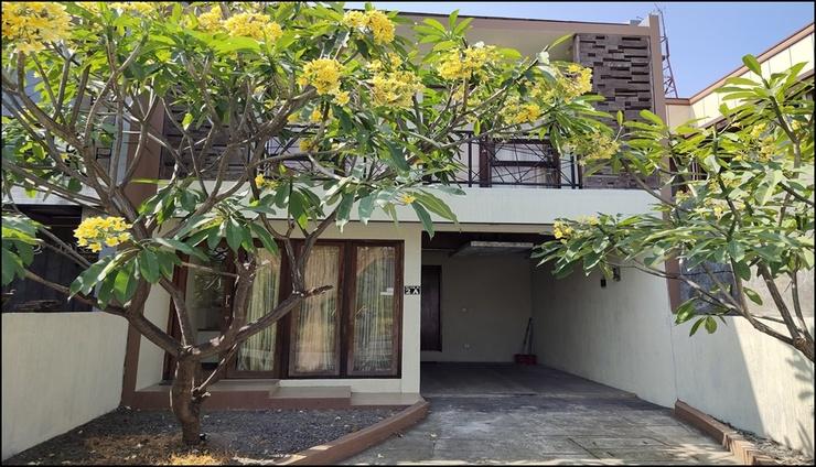 De Hanami Homestay Sapphire Cirebon - exterior