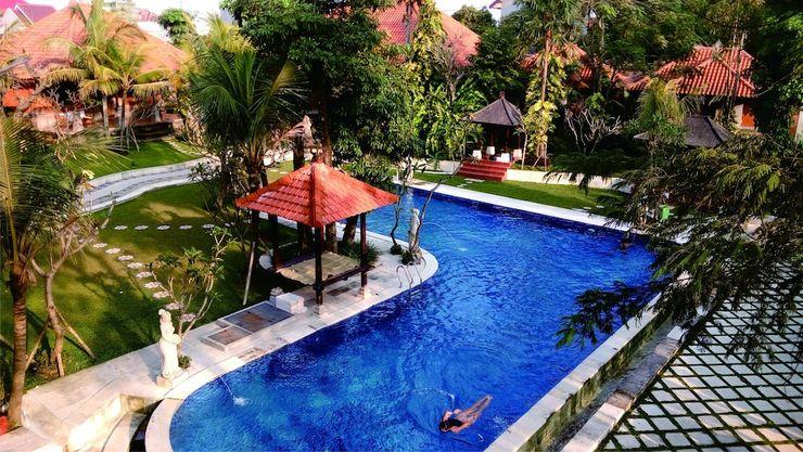 Ubud Hotel & Cottages Malang - Pool