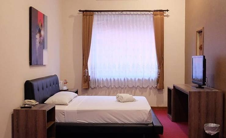 Ubud Hotel & Cottages Malang - Kamar tamu