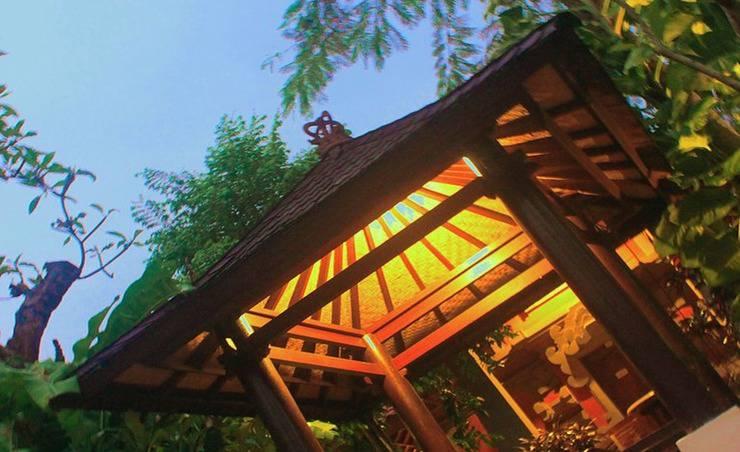 Ubud Hotel & Cottages Malang - Eksterior
