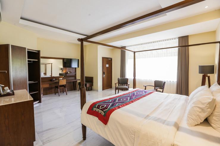 Ubud Hotel & Cottages Malang - JUNIOR SUITE