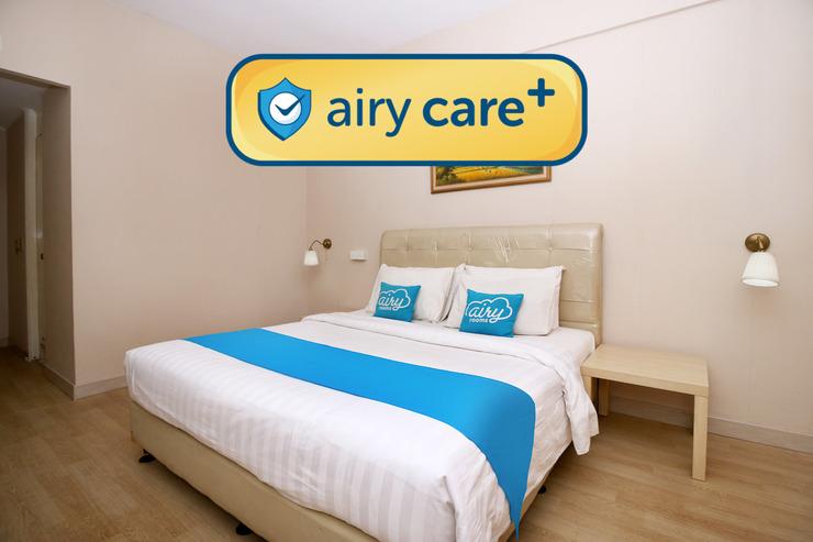 Airy Care+ Kebayoran Baru Senayan 87 Jakarta Jakarta - Deluxe Double