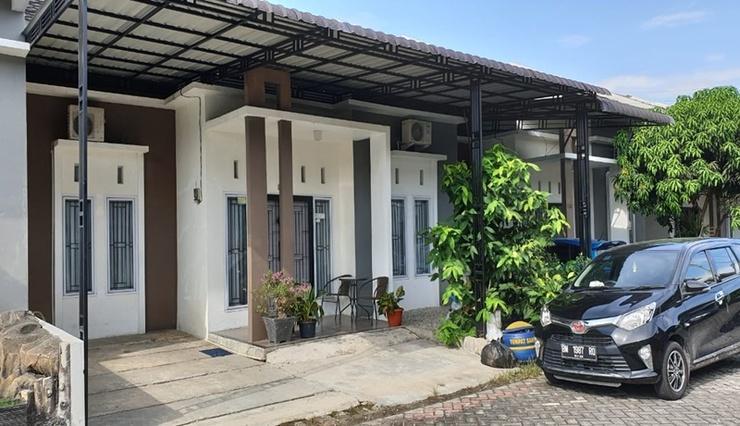 Griya Mbah Kasinah 8FF @ Grand Rebung Residence Pekanbaru - Exterior
