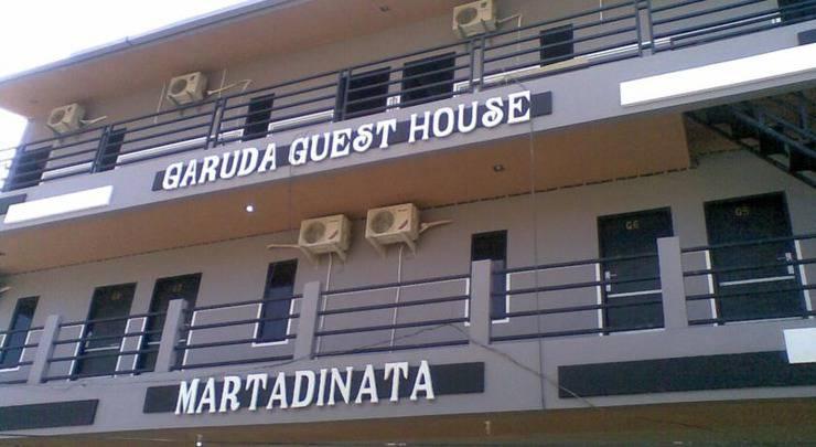 Garuda Guest House 4 Balikpapan - Tampilan Luar Hotel