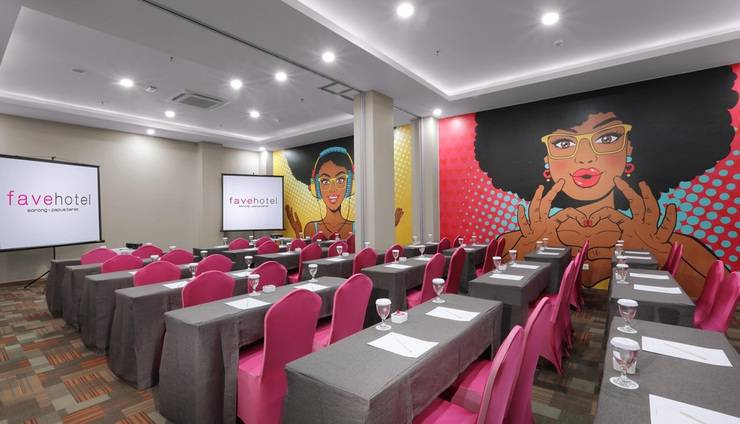 favehotel Sorong - Meeting room