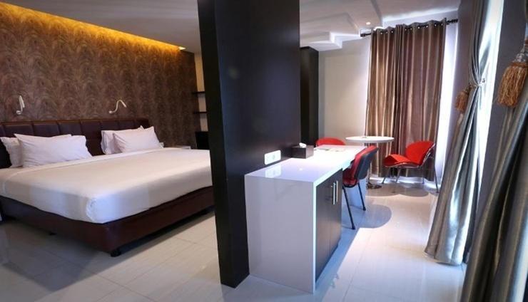 Empress Hotel Makassar (not active) Makassar - Bedroom