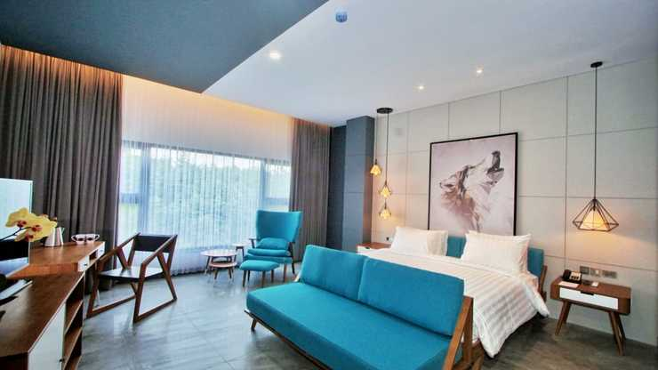Hotel Dafam Wonosobo Wonosobo - Guest room