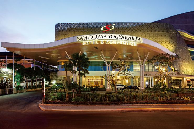 Sahid Raya Yogyakarta Hotel & Convention Yogyakarta - Fasad