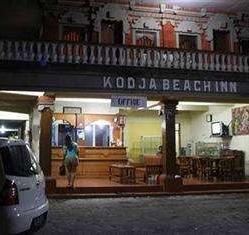 Kodja Beach Inn Kuta - Pintu Masuk