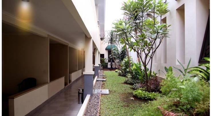 Sriwijaya Hotel Jakarta - Koridor