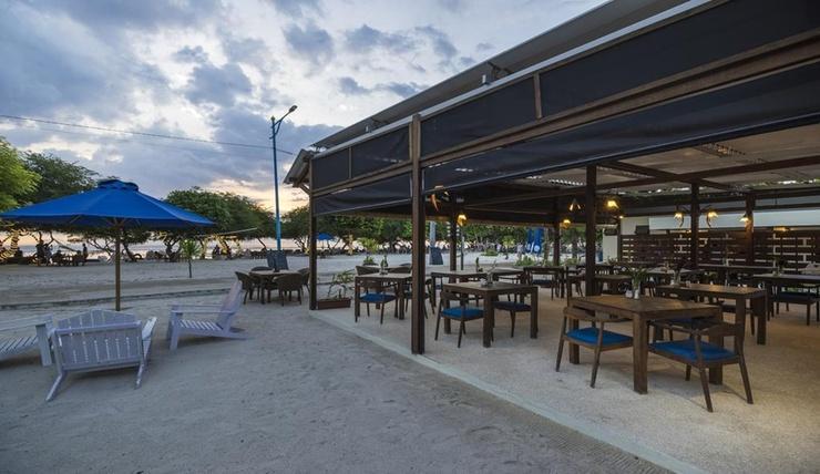 Gili Teak Resort Lombok - Exterior