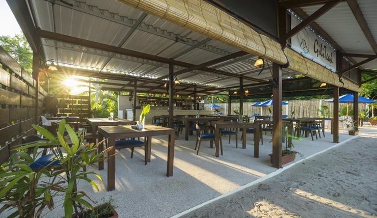 Gili Teak Resort Lombok - Interior