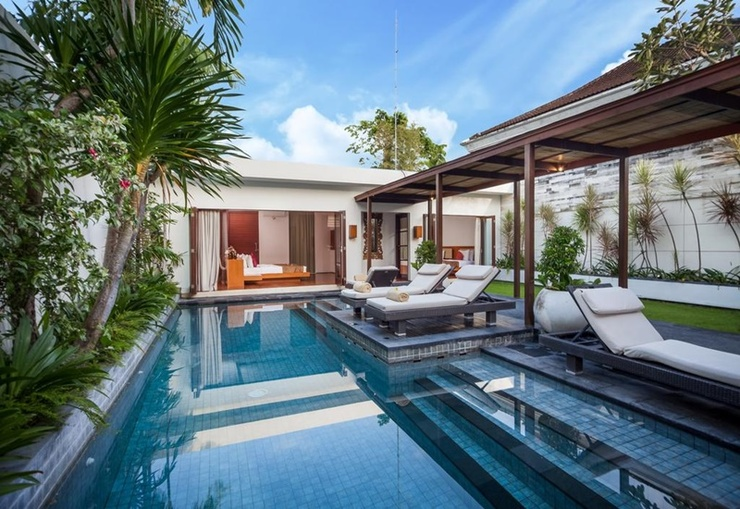 Villa Illam Bali - Pool