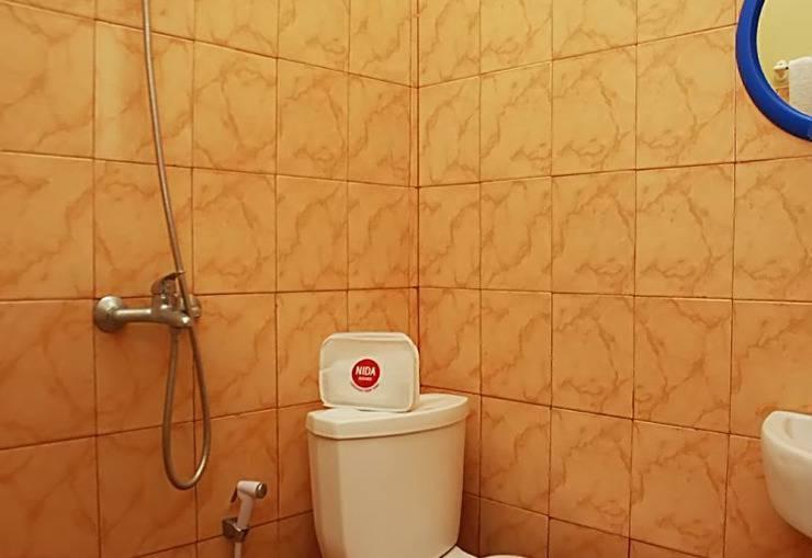 NIDA Rooms Wahid Hasyim Tanah Abang Jakarta - Kamar mandi