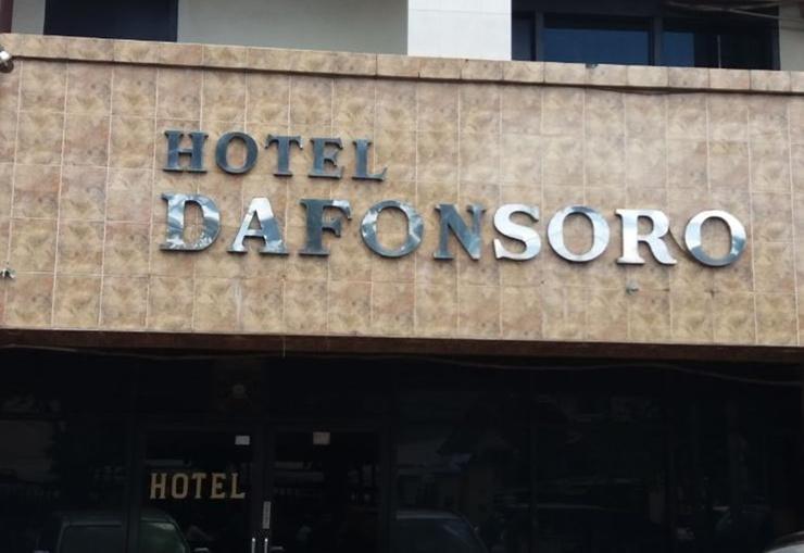 Hotel Dafonsoro Jayapura - Exterior