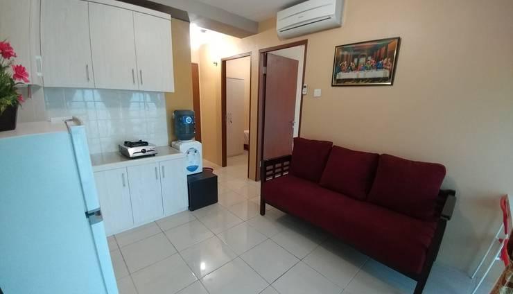 Apartemen Tifolia Jakarta - Ruang Tamu