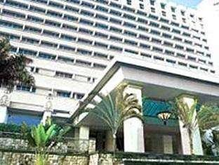 Hotel Borobudur Jakarta - Eksterior