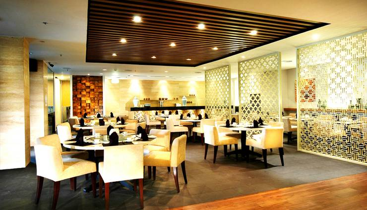 Hotel Borobudur Jakarta - Teratai Interior