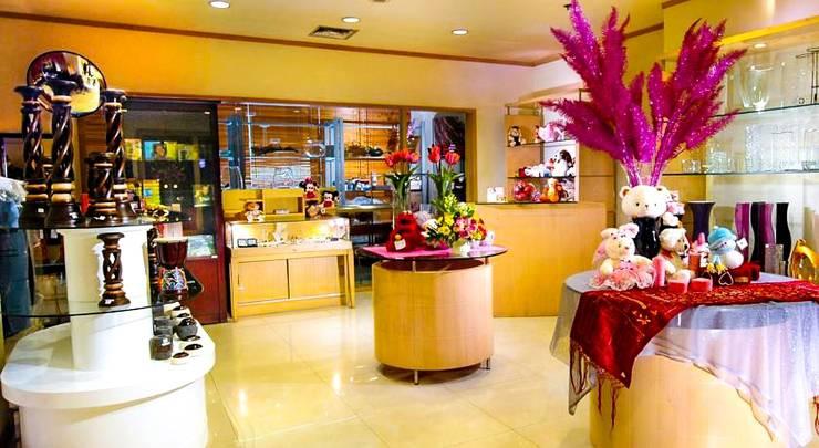 Hotel Borobudur Jakarta - Interior