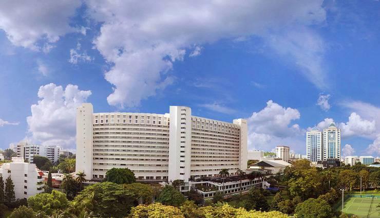 Hotel Borobudur Jakarta - Hotel Borobudur Jakarta