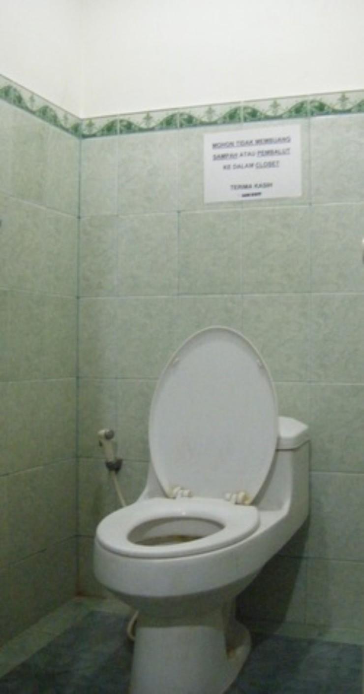 Wisma Aam Syariah Jakarta - Bathroom