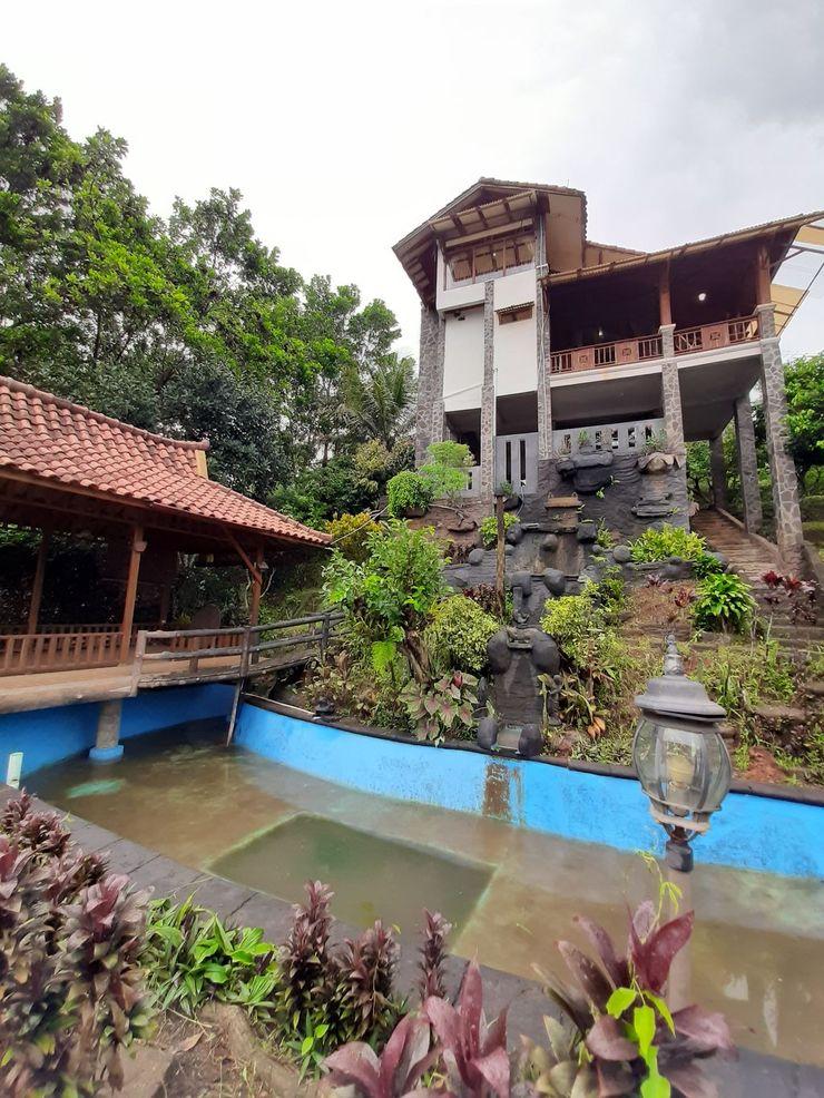 Villa Shoeny Sumedang - Exterior