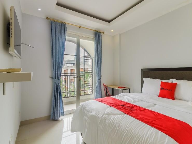 RedDoorz @ Jalan Bendungan Hilir Jakarta - Guestroom